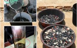 Sản xuất cà phê trộn lõi pin
