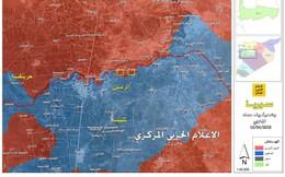 Quân đội Syria nghiền nát phe thánh chiến, chiếm nhiều cứ địa ở Homs