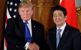 """Chuyến đi """"nặng gánh"""" của ông Abe"""