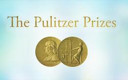Một loạt báo và hãng tin lớn của Mỹ giành giải thưởng Pulitzer
