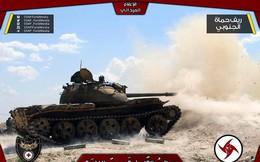 Quân tình nguyện Syria tử chiến trong sào huyệt thánh chiến Đông Ghouta