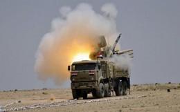 Pantsir-S1 Nga bàn giao cho Syria có tham gia đánh chặn tên lửa Mỹ