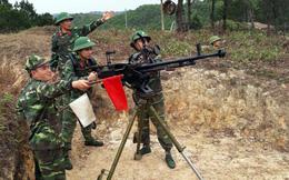 Dùng súng máy 12 ly 7 bắn tên lửa hành trình Tomahawk: Quyết không được sợ