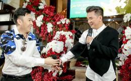 Dương Triệu Vũ lập tức chi 100 triệu tại họp báo, mua album mới của Đàm Vĩnh Hưng