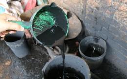 Đang xác định chất độc hại trong cà phê được nhuộm bằng pin Con Ó