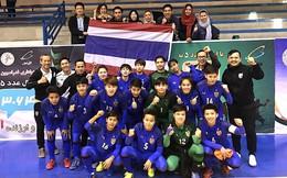 """Thái Lan gây bất ngờ khi trút 7 bàn trắng vào lưới """"đại gia"""" châu lục"""