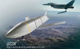 Bằng chứng tên lửa AGM-158 JASSM Mỹ đã xuyên thủng lưới lửa phòng không Syria?