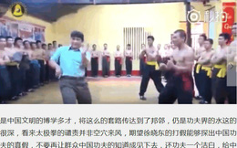 """Báo Trung Quốc nói điều """"chưa từng thấy"""" về môn võ Nam Huỳnh Đạo của Việt Nam"""