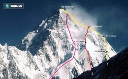 Đừng tưởng bạn biết: Ngọn núi này hiểm trở và khó chinh phục hơn Everest