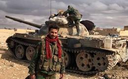 Lực lượng đặc nhiệm Tiger Syria khai chiến tại Đông Qalamoun: Cất mẻ lưới lớn
