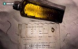 Bí ẩn bức thư cổ nhất thế giới trong chai: Lênh đênh trên biển gần 132 năm