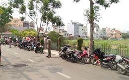 Học sinh ở Sài Gòn hốt hoảng phát hiện thi thể trẻ sơ sinh