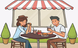 Ăn ngoài quán thường xuyên sẽ làm hại cơ thể bạn?