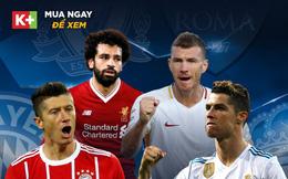 Bán kết lượt đi Champions League: Đón đợi những bất ngờ