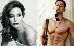 Sau trai đẹp môi giới bất động sản, Angelina Jolie lại tăm tia sao nam ly dị vợ?