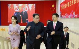 Ông Kim Jong-un bất ngờ xuống nước chưa từng thấy