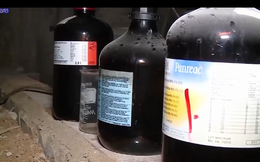 PressTV: Nhiều phát hiện mới trong hầm thí nghiệm hóa học của quân khủng bố ở Douma