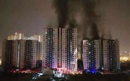 Vụ cháy chung cư Carina 13 người chết: Bắt giam giám đốc công ty Hùng Thanh