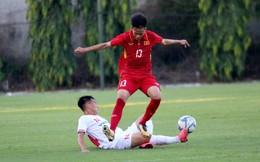 Chơi hơn 2 người, U19 Việt Nam vẫn mất điểm đầy tiếc nuối trước đối thủ đến từ châu Phi