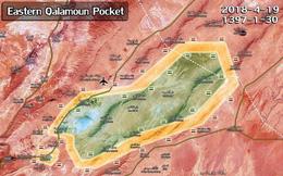 """""""Hổ Syria"""" xung trận buộc quân thánh chiến hạ vũ khí đầu hàng"""