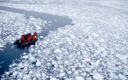 Băng Nam Cực vẫn tan chảy trong mùa đông mặc cho nhiệt độ luôn dưới mức âm