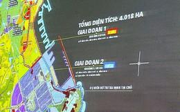 Quảng Ngãi dừng xây dựng đồn biên phòng để FLC làm khu du lịch