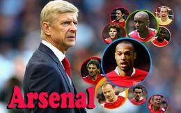 10 ngôi sao hay nhất của Arsenal dưới thời Arsene Wenger