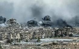 Pháo phản lực Syria gầm thét, IS sụp đổ buộc phải đầu hàng