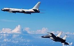 Trung Quốc lại đưa oanh tạc cơ hạt nhân bay quanh Đài Loan