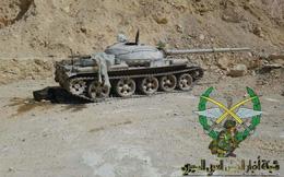 Phiến quân thánh chiến đầu hàng, giao nộp gần 40 xe tăng cho Quân đội Chính phủ Syria