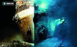 Lặn sâu 4.000m xuống đáy biển, khám phá thế giới chưa từng kể của tàu Titanic huyền thoại