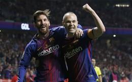 """""""Nghiền nát"""" đối thủ để đăng quang, Barcelona vẫn chìm trong vô vàn tiếc nuối"""