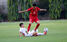 TRỰC TIẾP U19 Việt Nam 1-1 U19 Hàn Quốc: Bóng trúng cột dọc khung thành Hàn Quốc