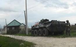 Video đặc nhiệm Nga tiêu diệt 9 phiến quân, phá âm mưu khủng bố