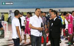CLB Hà Nội mất điểm, bầu Hiển bất ngờ thưởng nóng cho... đối thủ