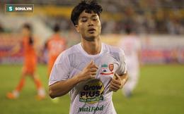 Thống kê kém vui về sao U23 ở vòng 6 V.League 2018