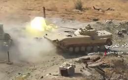 Tàn khốc cuộc chiến tiêu diệt phiến quân IS tử thủ ven Damascus