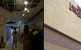 Hình ảnh điều kiện tồi tàn mà nhân viên một trung tâm thương mại nổi tiếng Philippines phải chịu gây phẫn nộ cộng đồng mạng
