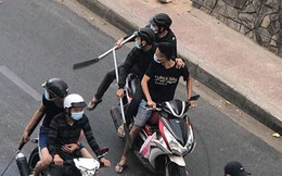 """Vụ 30 thanh niên cầm mã tấu truy sát ở Sài Gòn: Bắt 5 giang hồ có """"số má"""" quê Hải Phòng"""