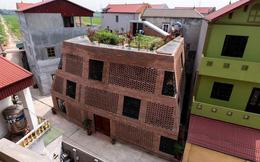 Hang Gạch: Ngôi nhà ở Hà Nội được báo Mỹ gọi là kiệt tác kiến trúc