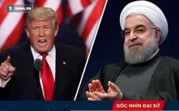Nối gót Syria, Iran sẽ là đối tượng tiếp theo hứng chịu đòn sấm sét của Tổng thống Trump?