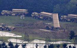 Hàn Quốc vận chuyển vật liệu xây dựng tới địa điểm triển khai THAAD