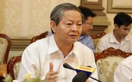 Ông Lê Văn Khoa xin thôi chức Phó Chủ tịch TP.HCM