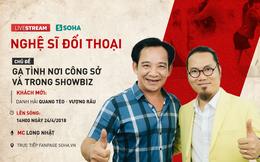 Quang Tèo, Vượng Râu tiết lộ nhiều chuyện sốc về quấy rối tình dục trong showbiz