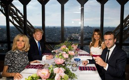 Quốc yến đầu tiên của ông Donald Trump do bà Melania tự chuẩn bị