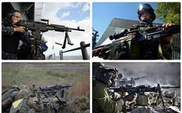 Những khẩu súng máy đa năng uy lực nhất trên thế giới
