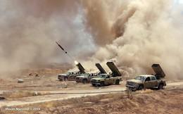 Nga càn quét, quân đội Syria hủy diệt IS trong chảo lửa nam Damascus