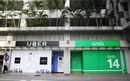 """Grab báo cáo gì với Bộ GTVT về thương vụ """"thâu tóm"""" Uber?"""