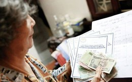 Infographic: Các nước trên thế giới tính lương hưu như thế nào?
