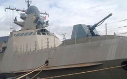 Nhà máy đóng tàu Zelenodolsk báo cáo gì về 2 tàu hộ vệ tên lửa Gepard của Việt Nam?